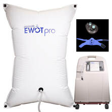 The SaJune EWOT Package Includes Everything You Need For Exercise With Oxygen Therapy