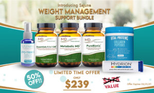 How SaJune's weight management supplement bundle can help you achieve results!